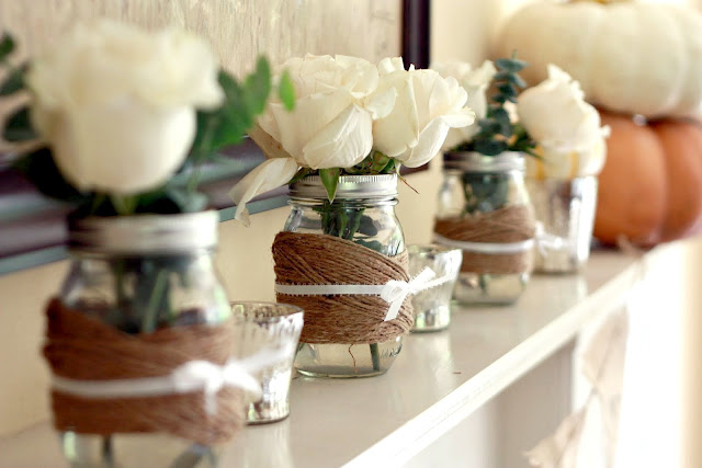 7 DIY Ideas using mason jars