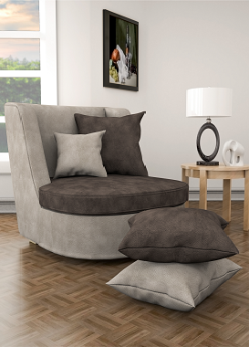 Nubuck Cushion and Sofa covers