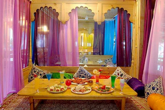 Mughal Theme Decor