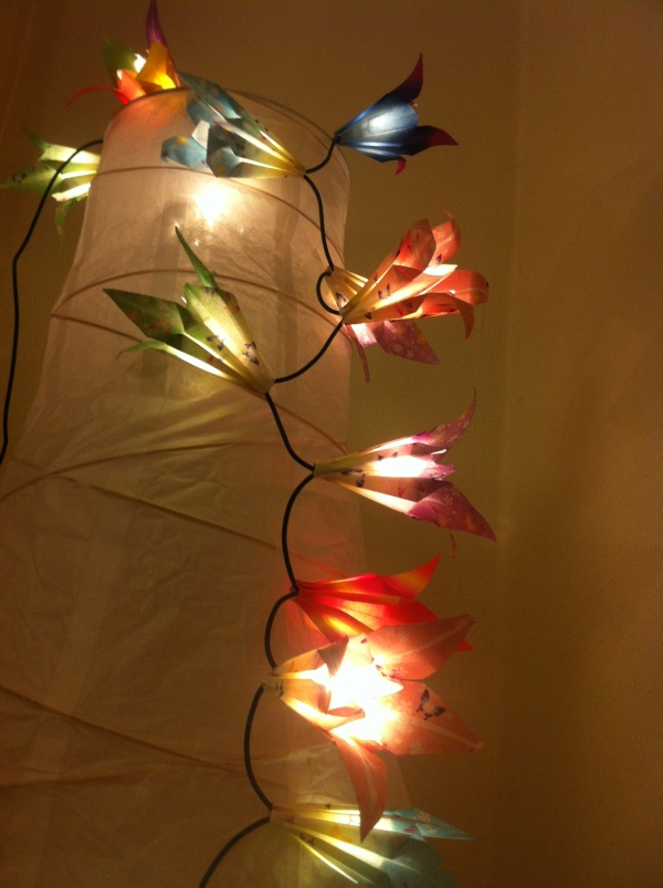 Decorative Flower Lights