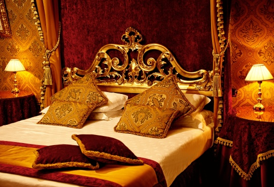 Bajirao Mastani Themed Bedroom