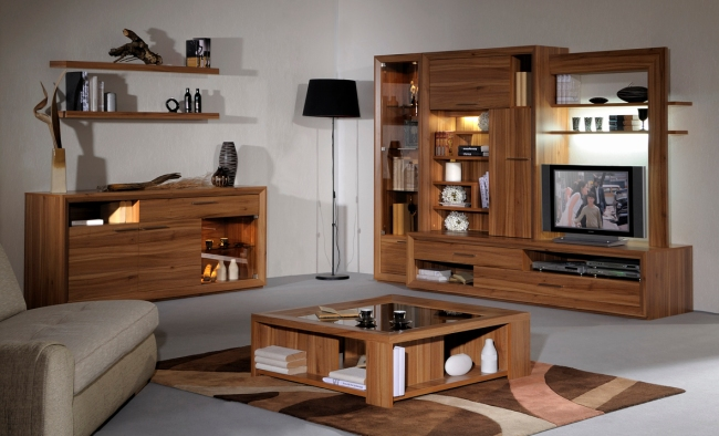 outstanding design small living room ideas square shape brown wooden