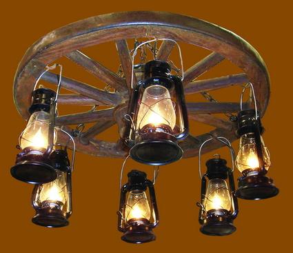 Sholay Themed Lantern