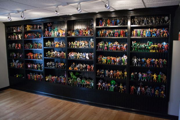 Room only for Collectibles