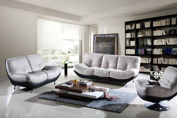 Place Furniture with some space