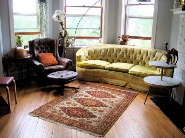 Simple Rug can add magic to home decor