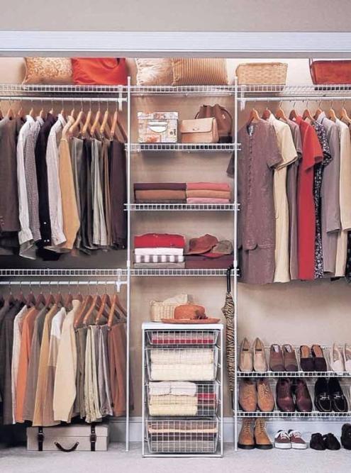 Skipper shelves